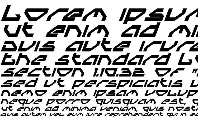 specimens Spylord Bold Italic font, sample Spylord Bold Italic font, an example of writing Spylord Bold Italic font, review Spylord Bold Italic font, preview Spylord Bold Italic font, Spylord Bold Italic font