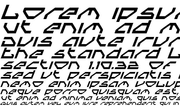 specimens Spylord Italic font, sample Spylord Italic font, an example of writing Spylord Italic font, review Spylord Italic font, preview Spylord Italic font, Spylord Italic font