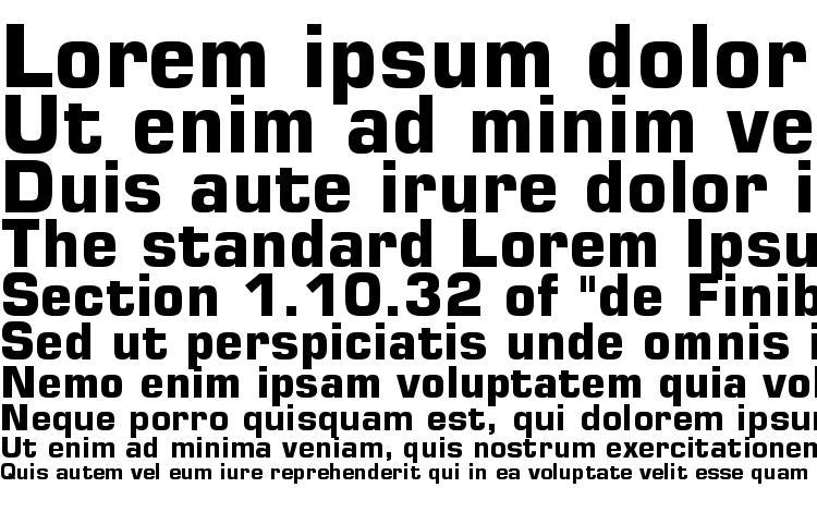 specimens Square 721 Bold BT font, sample Square 721 Bold BT font, an example of writing Square 721 Bold BT font, review Square 721 Bold BT font, preview Square 721 Bold BT font, Square 721 Bold BT font