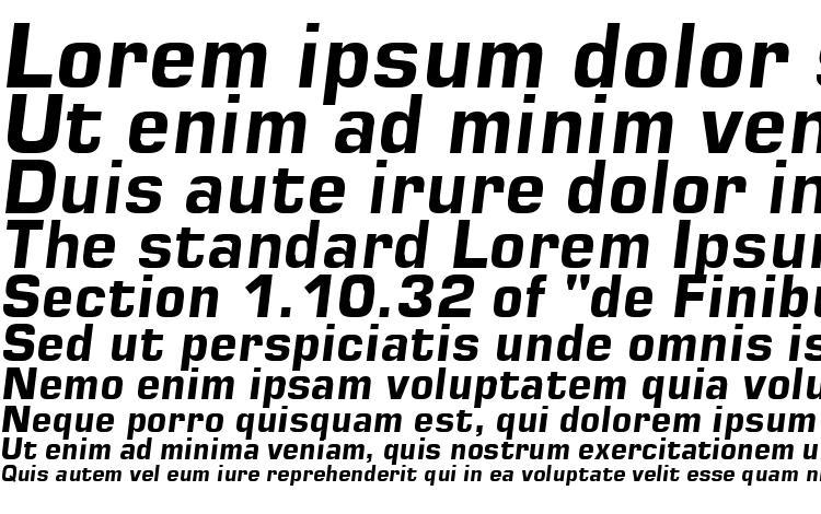 specimens Square 721 BoldItalic font, sample Square 721 BoldItalic font, an example of writing Square 721 BoldItalic font, review Square 721 BoldItalic font, preview Square 721 BoldItalic font, Square 721 BoldItalic font
