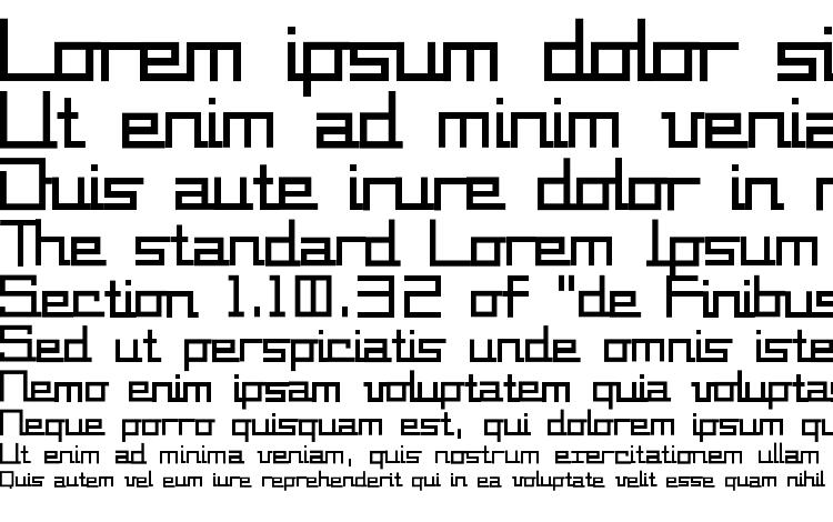 specimens Square millimeter font, sample Square millimeter font, an example of writing Square millimeter font, review Square millimeter font, preview Square millimeter font, Square millimeter font