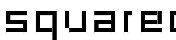 Шрифт Squaredance03
