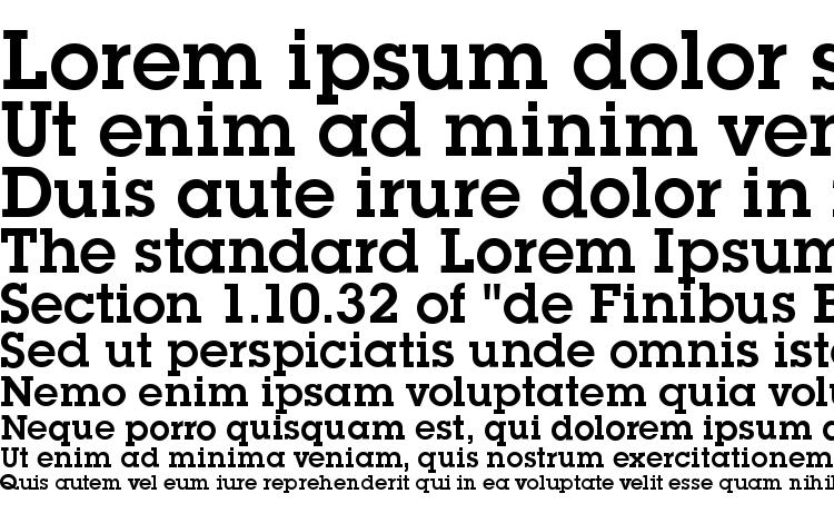 specimens SquareSerif Demi font, sample SquareSerif Demi font, an example of writing SquareSerif Demi font, review SquareSerif Demi font, preview SquareSerif Demi font, SquareSerif Demi font