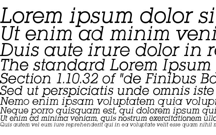 specimens SquareSerif Italic font, sample SquareSerif Italic font, an example of writing SquareSerif Italic font, review SquareSerif Italic font, preview SquareSerif Italic font, SquareSerif Italic font