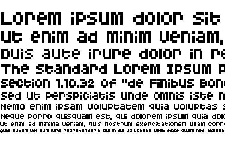 specimens Squarodynamic 04 font, sample Squarodynamic 04 font, an example of writing Squarodynamic 04 font, review Squarodynamic 04 font, preview Squarodynamic 04 font, Squarodynamic 04 font