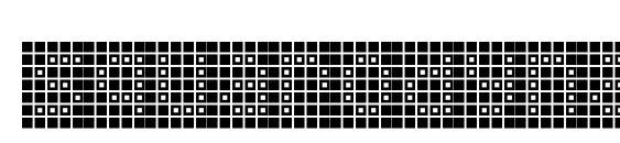 Squarodynamic 09 Font