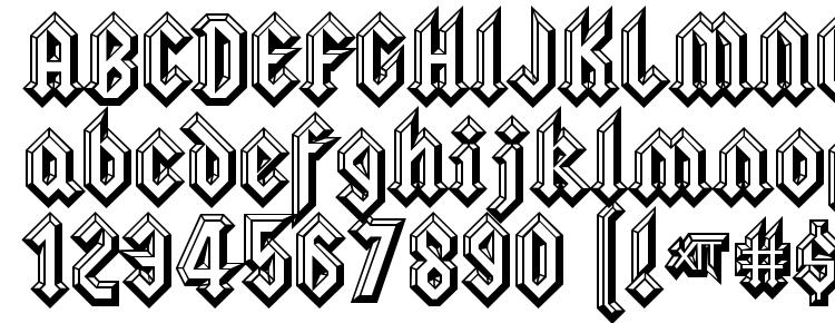 glyphs Squealer Embossed font, сharacters Squealer Embossed font, symbols Squealer Embossed font, character map Squealer Embossed font, preview Squealer Embossed font, abc Squealer Embossed font, Squealer Embossed font