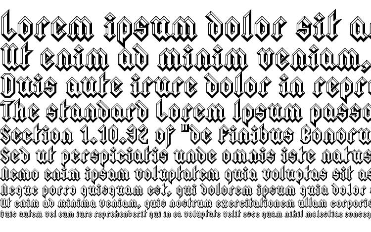 specimens SquealerEmbossed Regular font, sample SquealerEmbossed Regular font, an example of writing SquealerEmbossed Regular font, review SquealerEmbossed Regular font, preview SquealerEmbossed Regular font, SquealerEmbossed Regular font