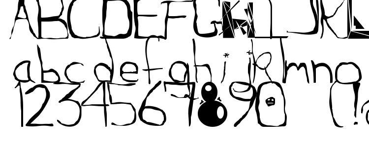 glyphs Squidgle font, сharacters Squidgle font, symbols Squidgle font, character map Squidgle font, preview Squidgle font, abc Squidgle font, Squidgle font