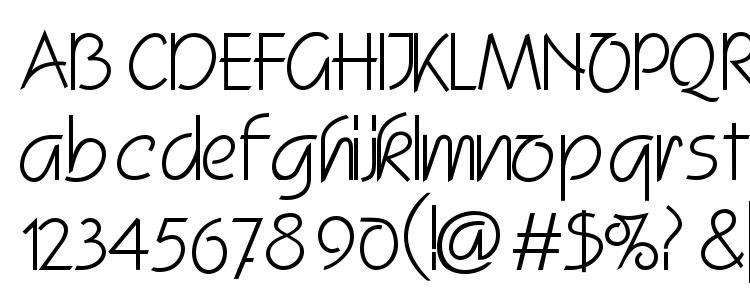 glyphs SquireITC Normal font, сharacters SquireITC Normal font, symbols SquireITC Normal font, character map SquireITC Normal font, preview SquireITC Normal font, abc SquireITC Normal font, SquireITC Normal font