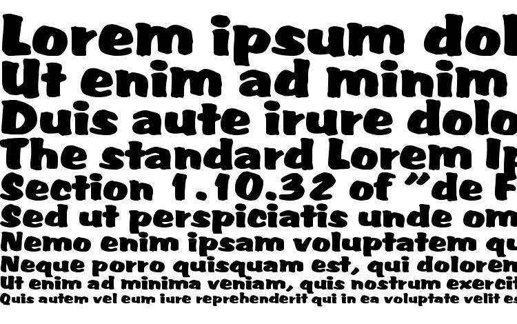 specimens ST Accent font, sample ST Accent font, an example of writing ST Accent font, review ST Accent font, preview ST Accent font, ST Accent font