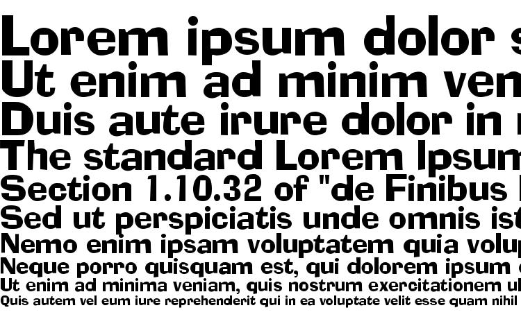 specimens ST Ad Lib Regular font, sample ST Ad Lib Regular font, an example of writing ST Ad Lib Regular font, review ST Ad Lib Regular font, preview ST Ad Lib Regular font, ST Ad Lib Regular font