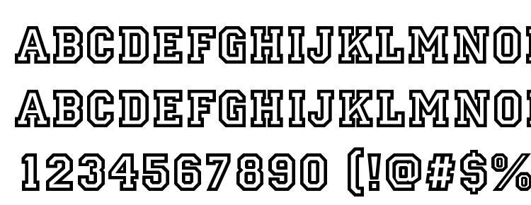 глифы шрифта ST Allstar Regular, символы шрифта ST Allstar Regular, символьная карта шрифта ST Allstar Regular, предварительный просмотр шрифта ST Allstar Regular, алфавит шрифта ST Allstar Regular, шрифт ST Allstar Regular