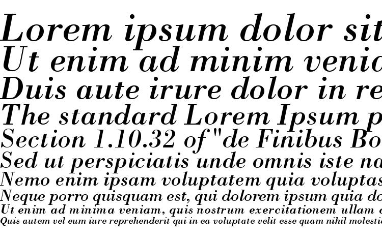 образцы шрифта ST Bodoni Italic, образец шрифта ST Bodoni Italic, пример написания шрифта ST Bodoni Italic, просмотр шрифта ST Bodoni Italic, предосмотр шрифта ST Bodoni Italic, шрифт ST Bodoni Italic