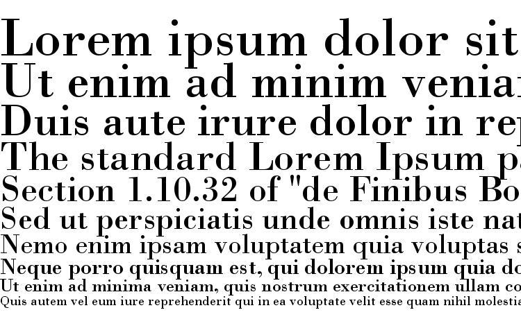 specimens ST Bodoni font, sample ST Bodoni font, an example of writing ST Bodoni font, review ST Bodoni font, preview ST Bodoni font, ST Bodoni font