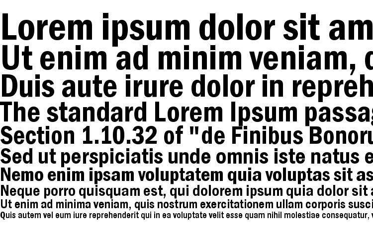 образцы шрифта ST Gothic Bold Condensed, образец шрифта ST Gothic Bold Condensed, пример написания шрифта ST Gothic Bold Condensed, просмотр шрифта ST Gothic Bold Condensed, предосмотр шрифта ST Gothic Bold Condensed, шрифт ST Gothic Bold Condensed