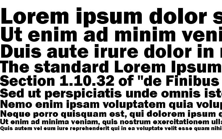 specimens ST Gothic Hv Heavy font, sample ST Gothic Hv Heavy font, an example of writing ST Gothic Hv Heavy font, review ST Gothic Hv Heavy font, preview ST Gothic Hv Heavy font, ST Gothic Hv Heavy font