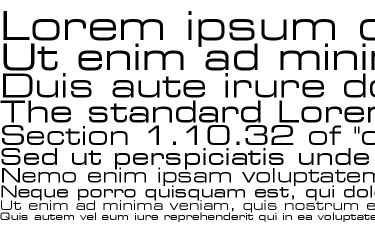 specimens ST MicroSquare Ex font, sample ST MicroSquare Ex font, an example of writing ST MicroSquare Ex font, review ST MicroSquare Ex font, preview ST MicroSquare Ex font, ST MicroSquare Ex font