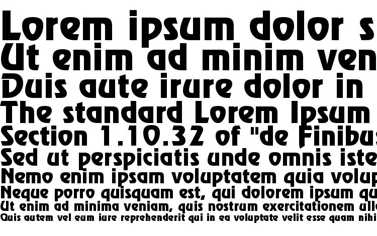 образцы шрифта ST OnStage, образец шрифта ST OnStage, пример написания шрифта ST OnStage, просмотр шрифта ST OnStage, предосмотр шрифта ST OnStage, шрифт ST OnStage