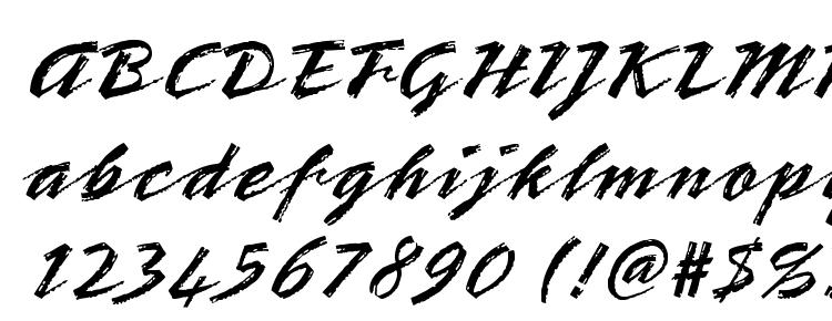 glyphs ST Teresita Script font, сharacters ST Teresita Script font, symbols ST Teresita Script font, character map ST Teresita Script font, preview ST Teresita Script font, abc ST Teresita Script font, ST Teresita Script font