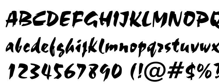 glyphs Staccato AV font, сharacters Staccato AV font, symbols Staccato AV font, character map Staccato AV font, preview Staccato AV font, abc Staccato AV font, Staccato AV font