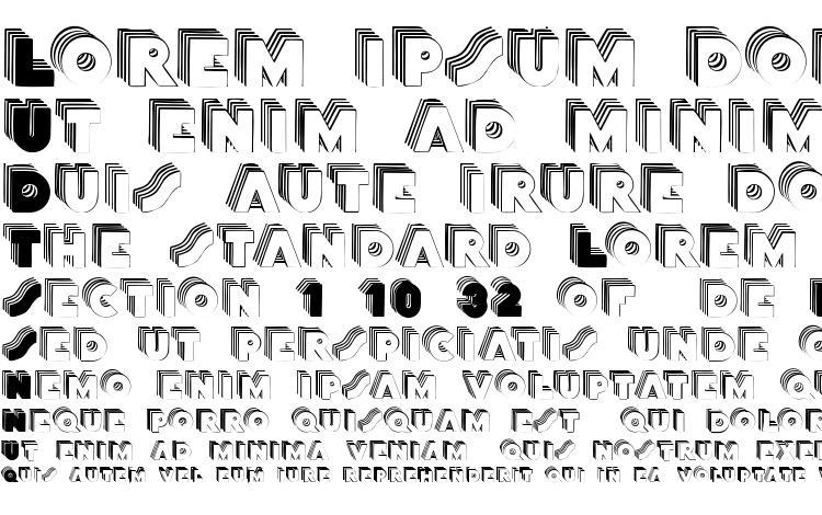 specimens Stackcaps font, sample Stackcaps font, an example of writing Stackcaps font, review Stackcaps font, preview Stackcaps font, Stackcaps font