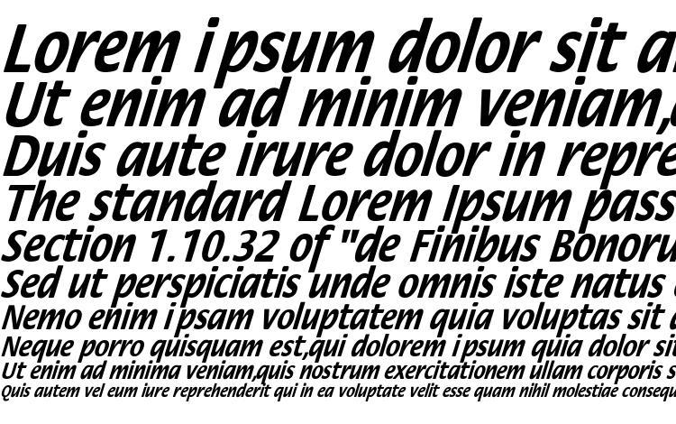 specimens StackCndObl Bol font, sample StackCndObl Bol font, an example of writing StackCndObl Bol font, review StackCndObl Bol font, preview StackCndObl Bol font, StackCndObl Bol font