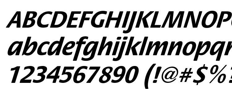 glyphs StackObl Bold font, сharacters StackObl Bold font, symbols StackObl Bold font, character map StackObl Bold font, preview StackObl Bold font, abc StackObl Bold font, StackObl Bold font