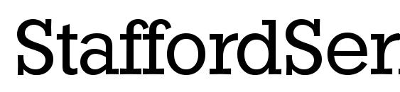 StaffordSerial Regular font, free StaffordSerial Regular font, preview StaffordSerial Regular font