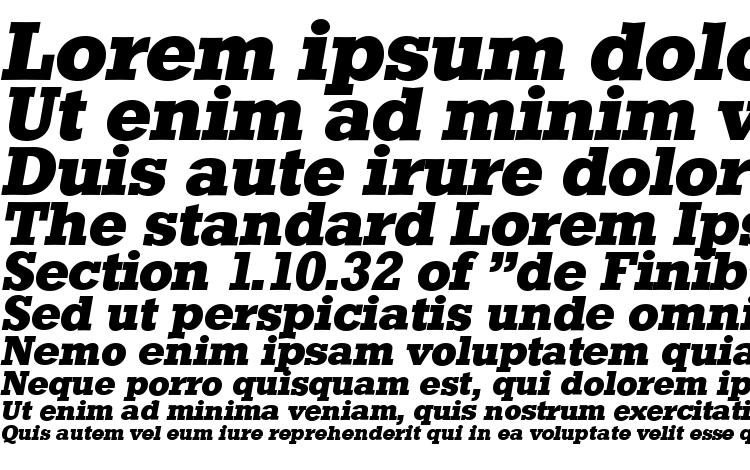 specimens StaffordSerial Xbold Italic font, sample StaffordSerial Xbold Italic font, an example of writing StaffordSerial Xbold Italic font, review StaffordSerial Xbold Italic font, preview StaffordSerial Xbold Italic font, StaffordSerial Xbold Italic font