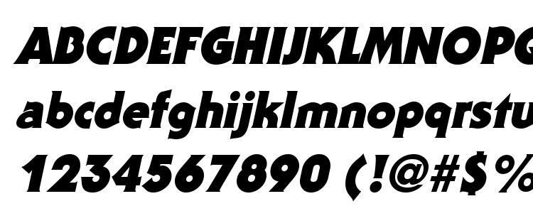 глифы шрифта Staid Gothic Black Italic, символы шрифта Staid Gothic Black Italic, символьная карта шрифта Staid Gothic Black Italic, предварительный просмотр шрифта Staid Gothic Black Italic, алфавит шрифта Staid Gothic Black Italic, шрифт Staid Gothic Black Italic