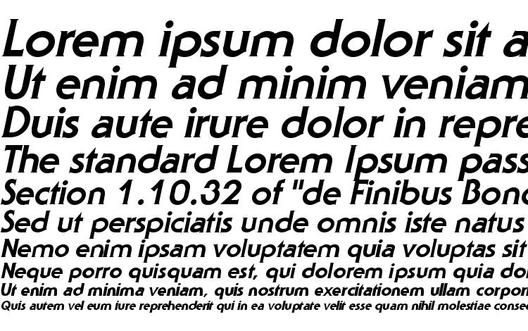 specimens Staid Gothic ExtraBold Italic font, sample Staid Gothic ExtraBold Italic font, an example of writing Staid Gothic ExtraBold Italic font, review Staid Gothic ExtraBold Italic font, preview Staid Gothic ExtraBold Italic font, Staid Gothic ExtraBold Italic font
