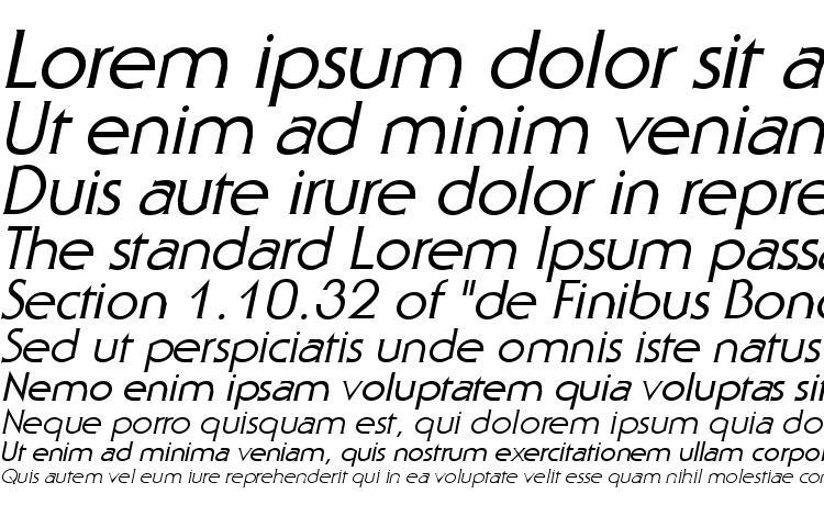 specimens Staid Gothic Italic font, sample Staid Gothic Italic font, an example of writing Staid Gothic Italic font, review Staid Gothic Italic font, preview Staid Gothic Italic font, Staid Gothic Italic font