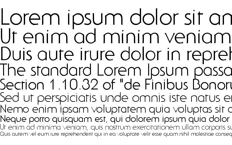 specimens Staid Gothic Light Regular font, sample Staid Gothic Light Regular font, an example of writing Staid Gothic Light Regular font, review Staid Gothic Light Regular font, preview Staid Gothic Light Regular font, Staid Gothic Light Regular font