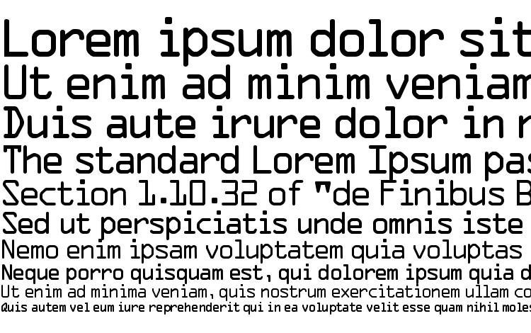 specimens STALKER1 font, sample STALKER1 font, an example of writing STALKER1 font, review STALKER1 font, preview STALKER1 font, STALKER1 font