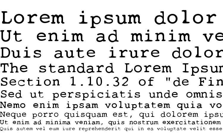 specimens STALKER2 font, sample STALKER2 font, an example of writing STALKER2 font, review STALKER2 font, preview STALKER2 font, STALKER2 font