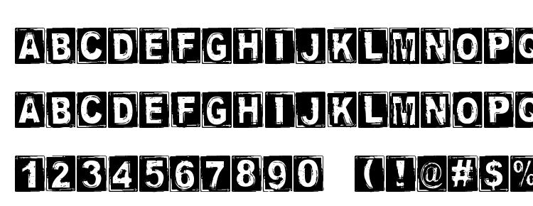 glyphs Stamped dsg font, сharacters Stamped dsg font, symbols Stamped dsg font, character map Stamped dsg font, preview Stamped dsg font, abc Stamped dsg font, Stamped dsg font