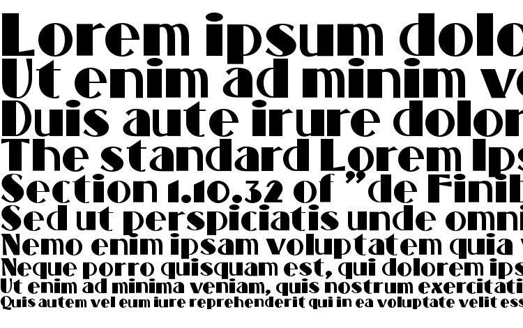 specimens Standing Room Only NF font, sample Standing Room Only NF font, an example of writing Standing Room Only NF font, review Standing Room Only NF font, preview Standing Room Only NF font, Standing Room Only NF font