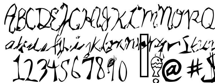 glyphs Star Cat font, сharacters Star Cat font, symbols Star Cat font, character map Star Cat font, preview Star Cat font, abc Star Cat font, Star Cat font