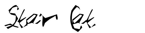 Шрифт Star Cat