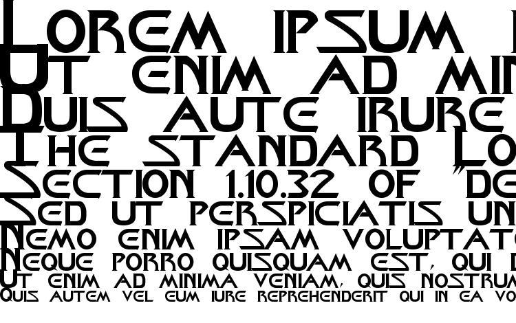 specimens Star cine font, sample Star cine font, an example of writing Star cine font, review Star cine font, preview Star cine font, Star cine font