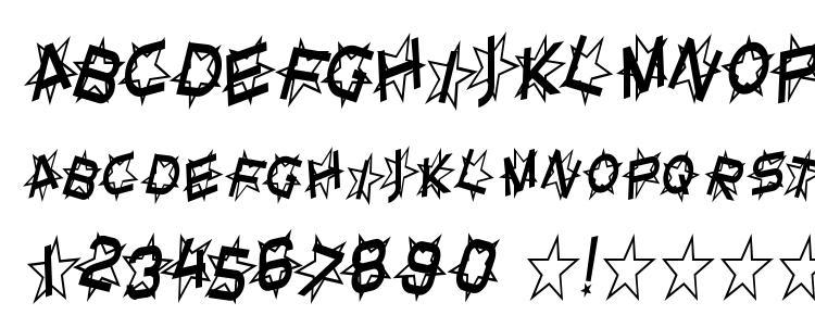glyphs Star Dust Condensed Italic font, сharacters Star Dust Condensed Italic font, symbols Star Dust Condensed Italic font, character map Star Dust Condensed Italic font, preview Star Dust Condensed Italic font, abc Star Dust Condensed Italic font, Star Dust Condensed Italic font
