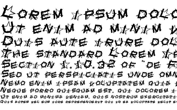 specimens Star Dust Italic font, sample Star Dust Italic font, an example of writing Star Dust Italic font, review Star Dust Italic font, preview Star Dust Italic font, Star Dust Italic font