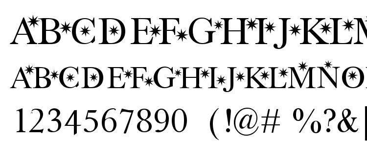 glyphs Star Hound font, сharacters Star Hound font, symbols Star Hound font, character map Star Hound font, preview Star Hound font, abc Star Hound font, Star Hound font