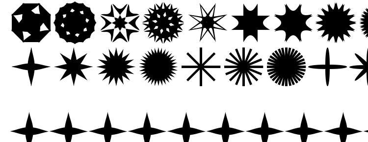 glyphs Star Time JL font, сharacters Star Time JL font, symbols Star Time JL font, character map Star Time JL font, preview Star Time JL font, abc Star Time JL font, Star Time JL font