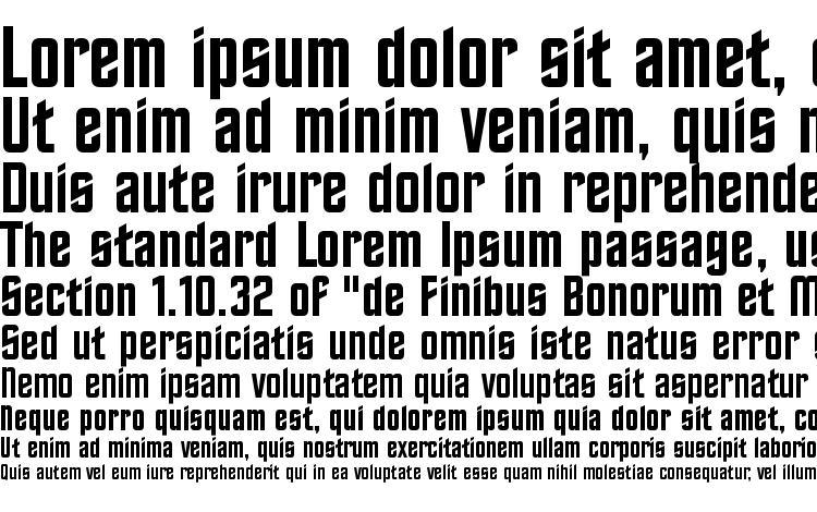 specimens Star Trek BT font, sample Star Trek BT font, an example of writing Star Trek BT font, review Star Trek BT font, preview Star Trek BT font, Star Trek BT font