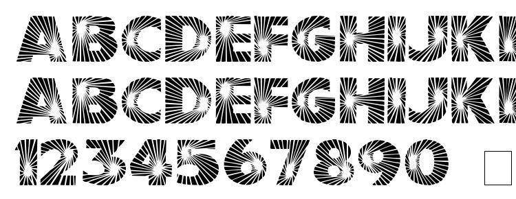 glyphs Starburst Medium font, сharacters Starburst Medium font, symbols Starburst Medium font, character map Starburst Medium font, preview Starburst Medium font, abc Starburst Medium font, Starburst Medium font