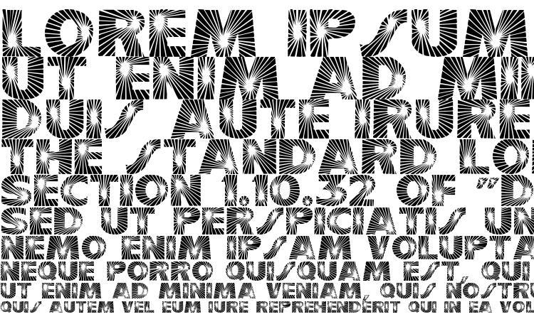 specimens Starburst Medium font, sample Starburst Medium font, an example of writing Starburst Medium font, review Starburst Medium font, preview Starburst Medium font, Starburst Medium font