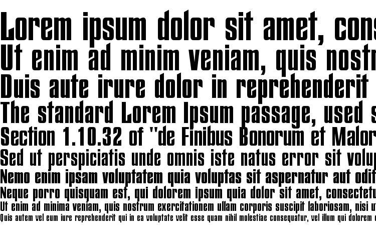 specimens Starc font, sample Starc font, an example of writing Starc font, review Starc font, preview Starc font, Starc font