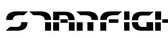 Starfighter Beta Bold font, free Starfighter Beta Bold font, preview Starfighter Beta Bold font
